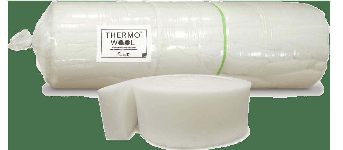 羊毛断熱材サーモウール|COSMO PROJECT